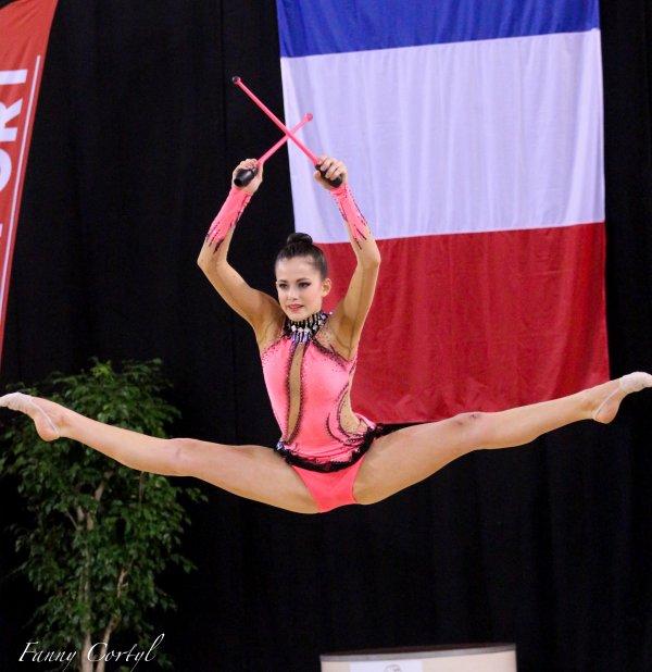 Championnat de France National B Junior - 12ème Marion Lab