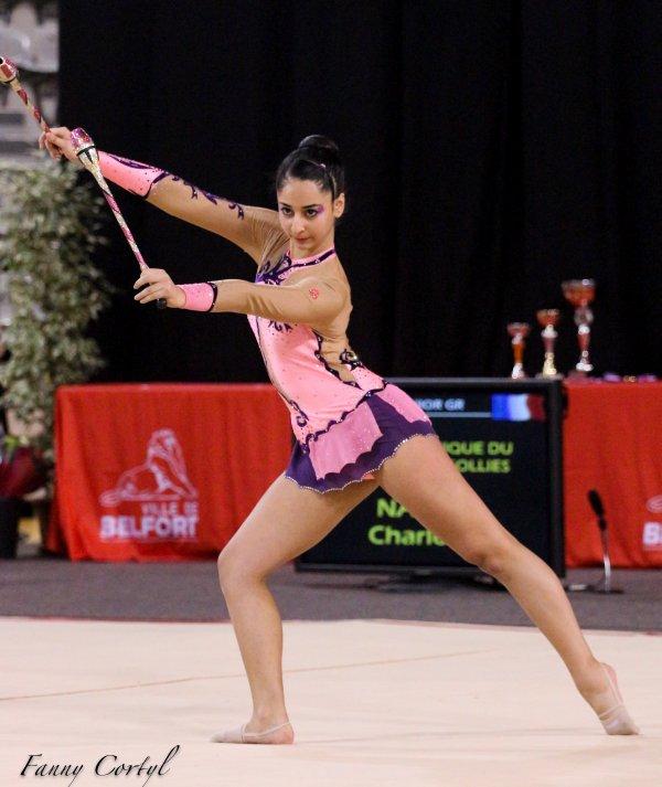 Championnat de France National B Minime - 8ème Anita Shaban