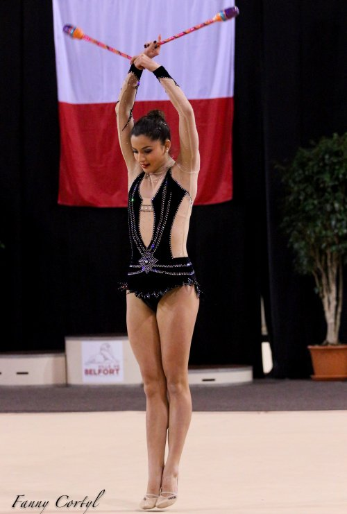 Championnat de France National B Junior - 7ème Sherley Julien