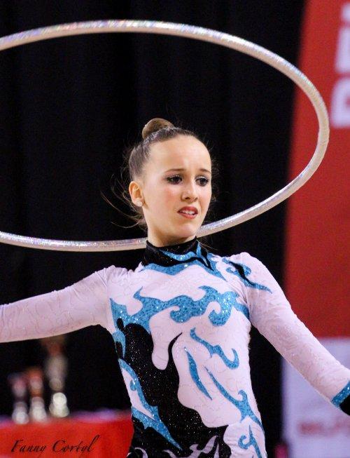 Championnat de France National B Junior - 5ème Marie-Amélie Le Ru