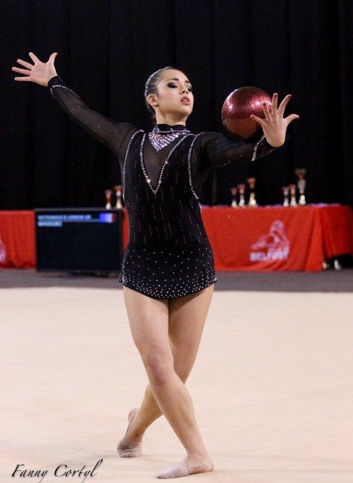 Championnat de France National B Junior - 3ème Sofia Jamali