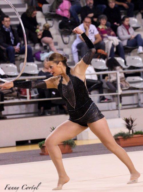 Championnat de France National B Senior - 21ème Elise Ranz Iglesias