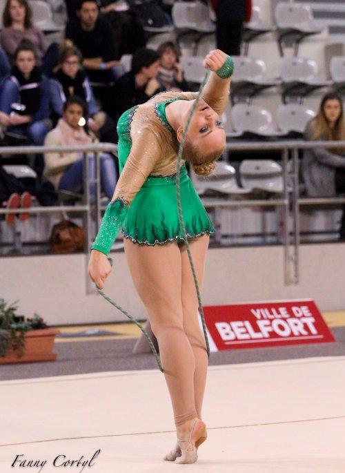 Championnat de France National B Senior - 18ème Carole Misrachi