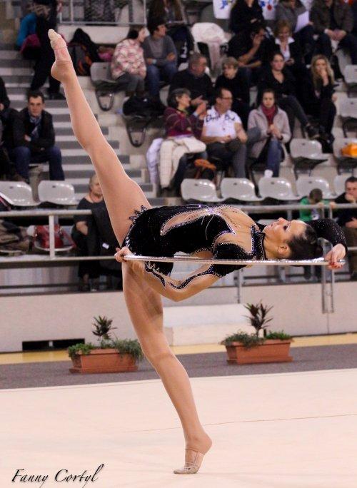 Championnat de France National B Senior - 16ème Nadège Coulon