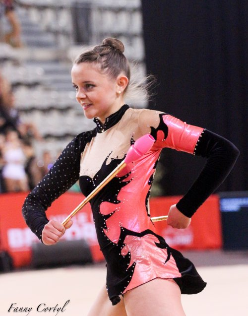 Championnat de France National B Senior - 13ème Audrey Le Scour