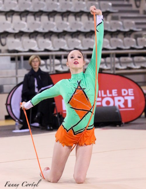 Championnat de France National B Senior - 12ème Sarah Ignace