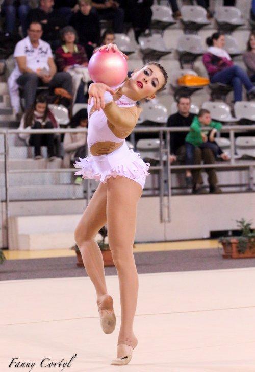 Championnat de France National B Senior - 7ème Marjorie Gollion