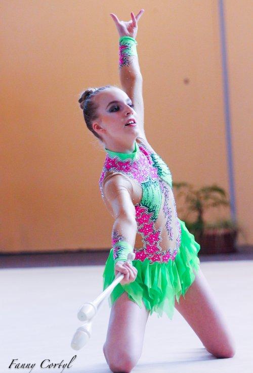 Championnat de France Fédérale Minime - 29ème Marie Amélie Caux