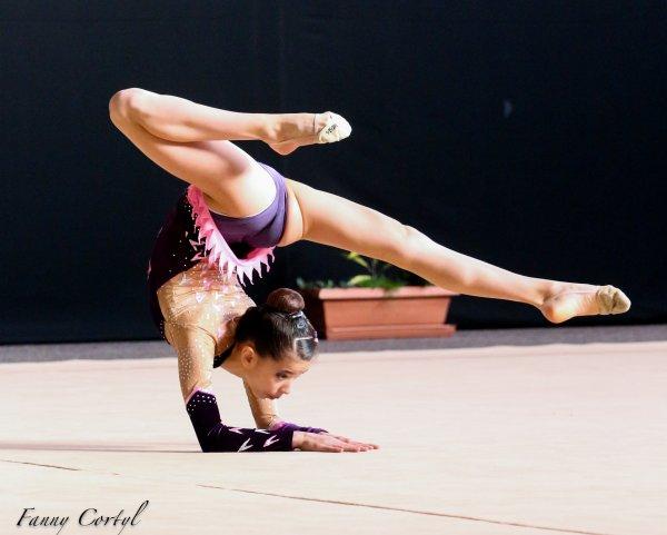 Championnat de France Fédérale Minime - 18ème Camille Nguyen