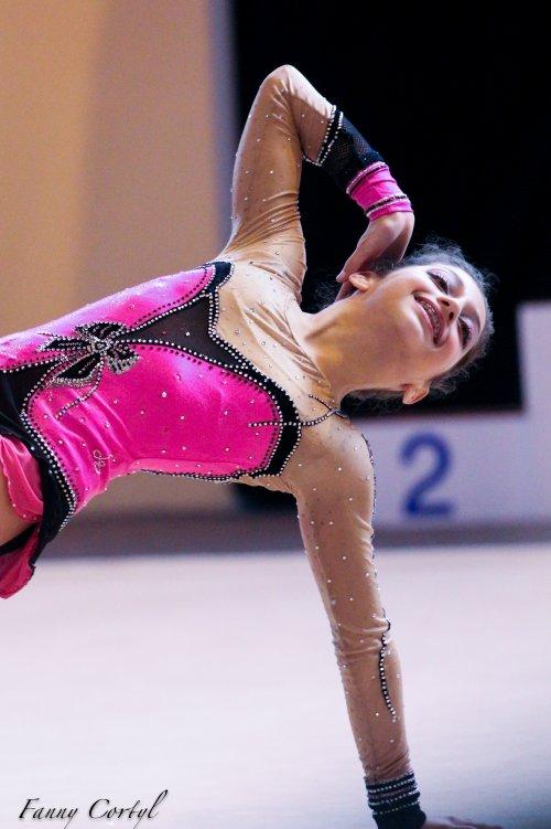 Championnat de France Fédérale Minime - 6ème Anna Egiazarova