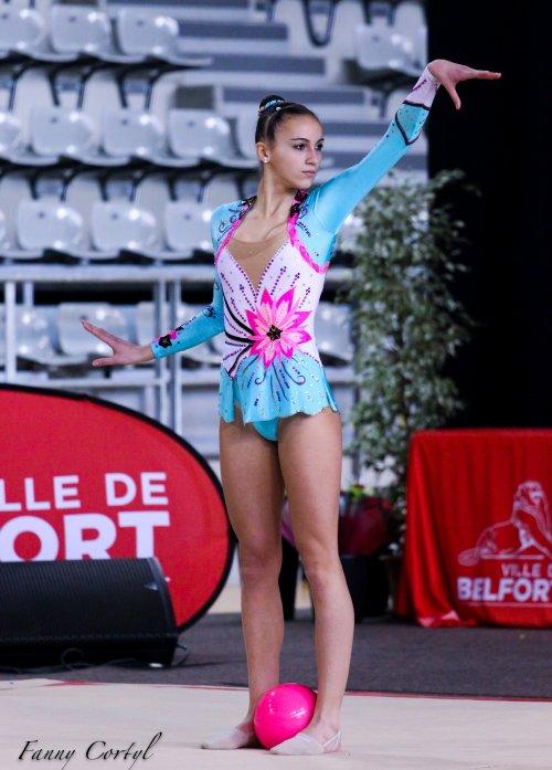 Championnat de France Fédérale Cadette - 24ème Lola Modena