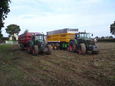 924 et 718 o maïs