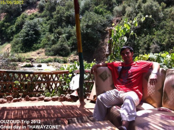 "anice-2M  ""OUZOUD""  Trip 2012"