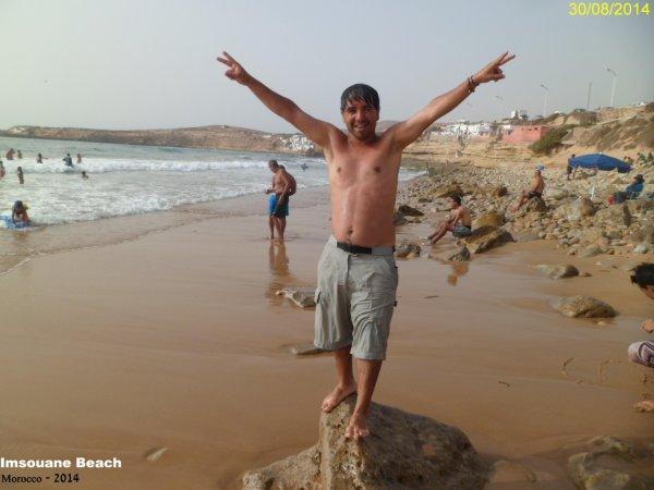 Imsouane Beach - Morocco