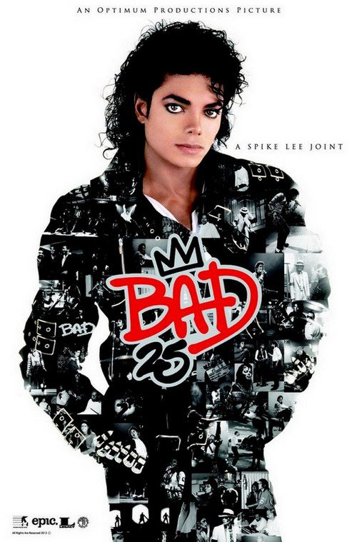 Documentaire BAD25 par Spike Lee