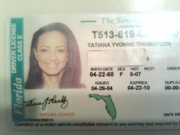 Photos Exclusif de Tatiana
