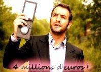 News Top du mois : Jean Dujardin l'acteur le mieux payé ?