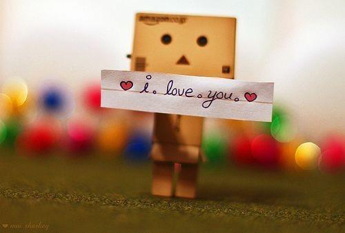 I Miss you !! <3