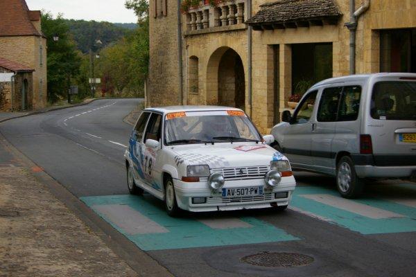 Rallye sarladais 2010...