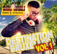 Destination Bruxelles Vol 1 / DJ-Said Ghali Ft Rj Lamy & Omario Du Bario - In-Sad Inedit  (2012)