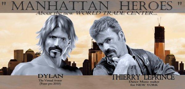 THIERRY LEPRINCE-LEATHER DREAM-MANHATTAN HEROES-SPIRIT ANGEL-LA BAGARRE-FEEL YOU...Etc...