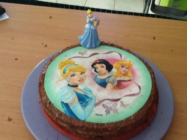 Joyeux anniversaire princesse