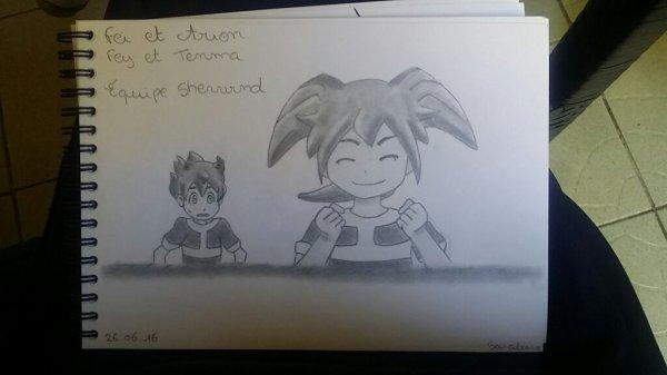 Arion et Fei