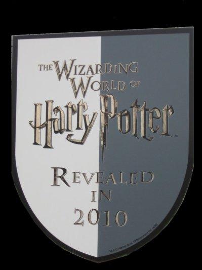 Nouvelles du parc Harry Potter !!!