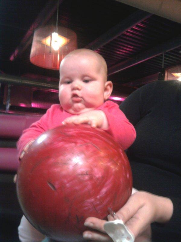 ma cherie au bowling
