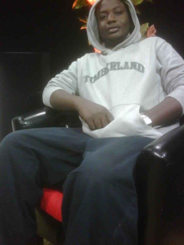 big black man XD