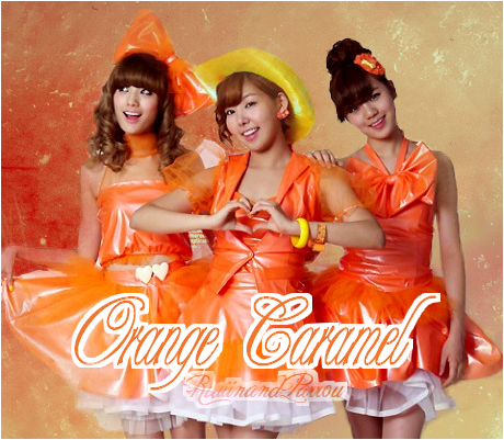 Image : Orange Caramel