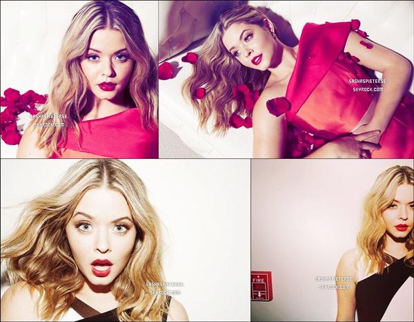 - Découvrez un nouveau photoshoot de Sasha réalisée par la photographe Ashley Barrett  -