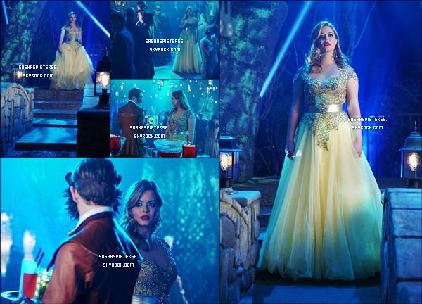 - Découvrez de nouveau stills de l'épisode 06x09 « Last Dance » de Pretty Little Liars Est-ce que c'est Jason avec Alison ou c'est -A ? Réponse le 4 Août sur ABC Family (USA) & le 5 Août en VOSTFR -