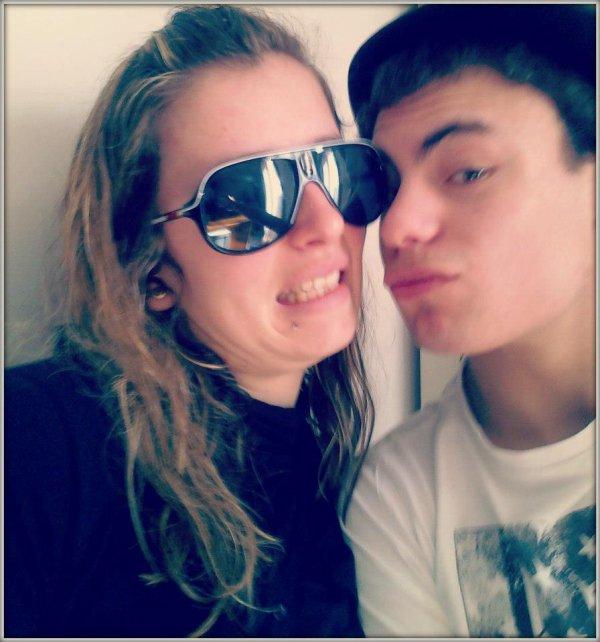 mon meileur ami & moi :)