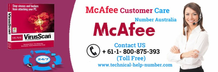 Does McAfee antivirus starts showing system unprotected anytime? Just Call @ 1-800-875-393