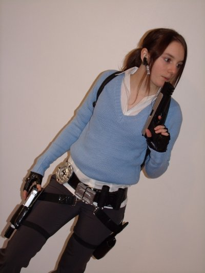 Tomb raider legend  tenue kazakhstan