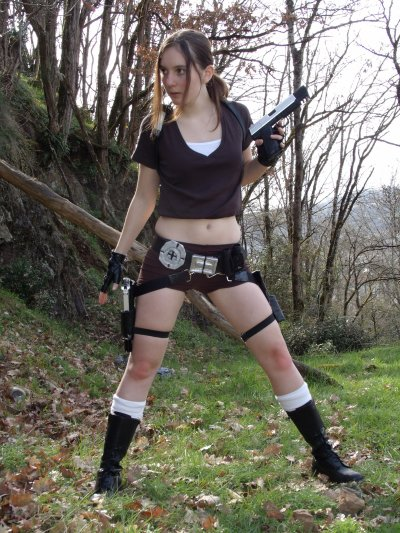 Tomb Raider Legend.