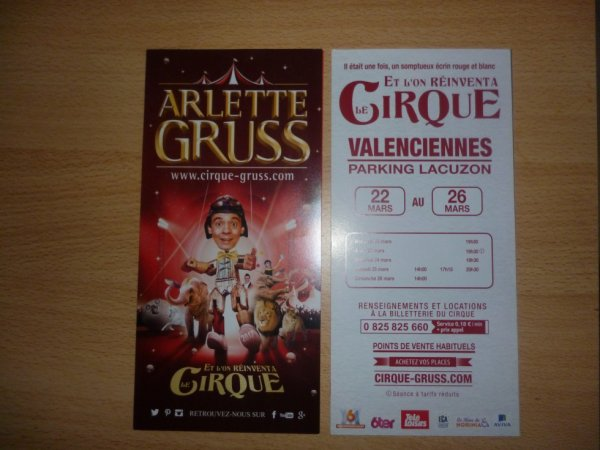flyer arlette gruss a valenciennes