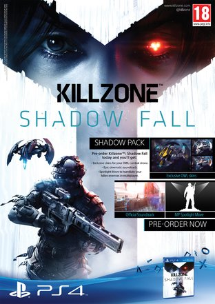 Les bonus de précommande de Killzone : Shadow Fall
