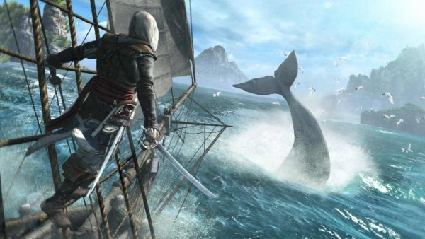 La version PS4 d'Assassin's Creed 4 n'aura pas de contenu exclusif