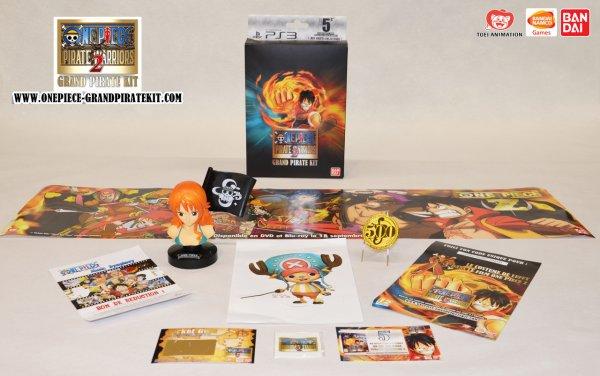 Un pack pour les fans de One Piece