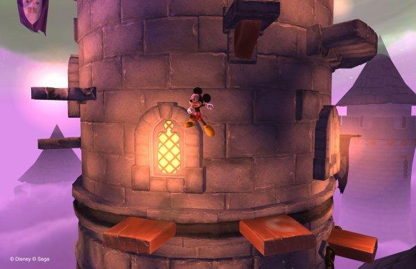 Une date de sortie et des surprises pour Castle of Illusion