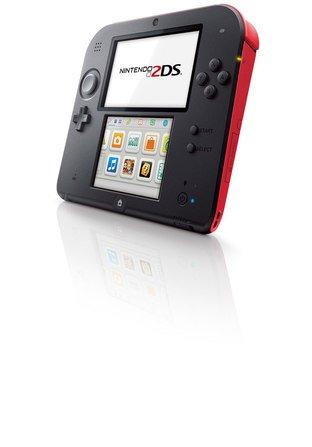 Nintendo à  annoncé la 2DS