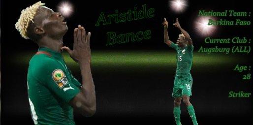 Aristide Bancé : Going On