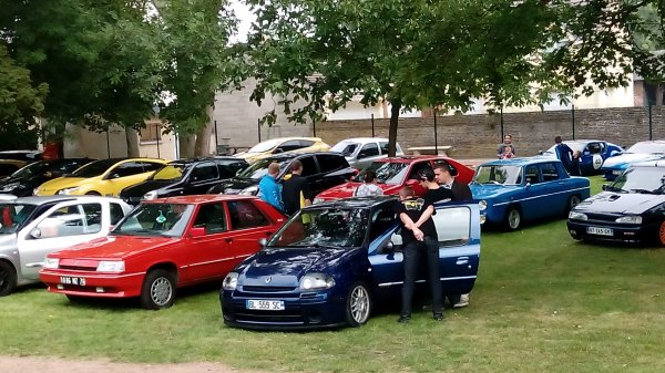 Rassemblement Renault Sport