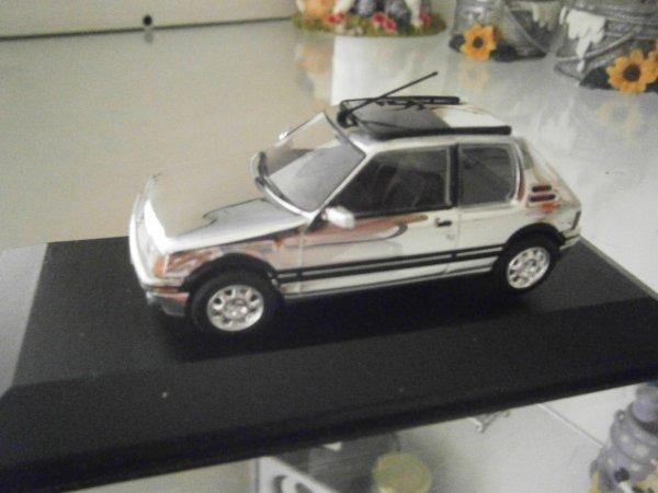 miniature 205 GTI Excalibur