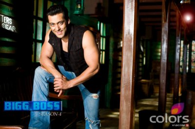 Salman Khan shakes a leg in Bigg Boss 4 music video ‎
