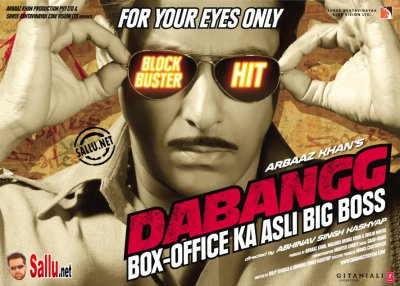 D A B A N G G ! ! ! ! - Box-Office Ka Asli Big Boss