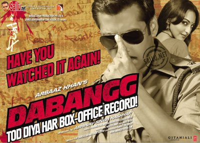 Party time for Dabangg Success !!