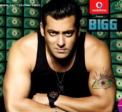 BIGG BOSS .... Salman Khan